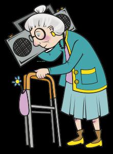 Granny-target-pigeon-hit-squad